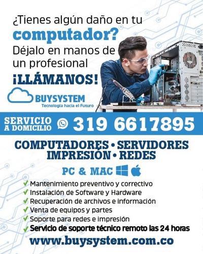 Reparación De Computadores Y Portátiles A Domicilio !!!!!!!!