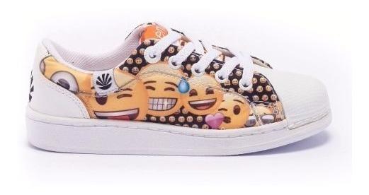 Zapatillas Kioshi Hanon Emoji Smiles
