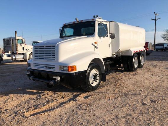 Camion Pipa De Agua Internacional 15,000 Litros