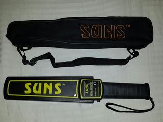 Detector De Metal De Mano Suns. Seguridad