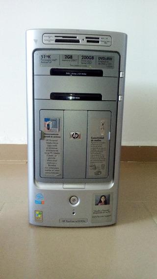 Computadora Pc Pentium 4 Usado Economico Hp Compaq