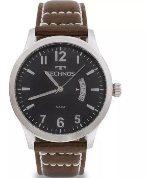 Relógio Technos Masculino Classic Steel 2115kto/0p - C/ Nfe