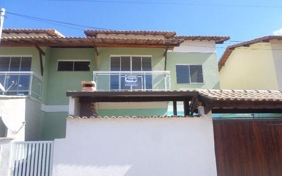 Apartamento Em Itaipuaçu Com 2 Quartos E Varanda - 494