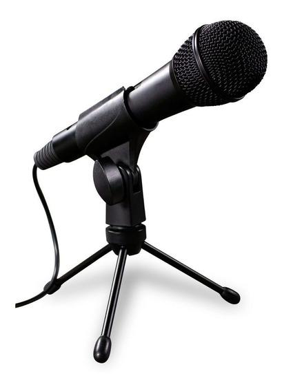 Microfone Condensador Para Pc Youtuber Cabo 1.8m