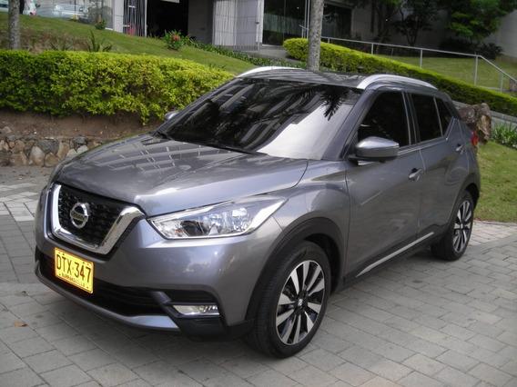 Nissan Kicks 1.6 Exclusive 2018 Secuencial