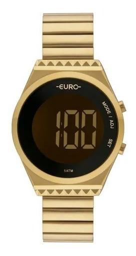 Euro Relógio De Pulso Eubj016aa/4d