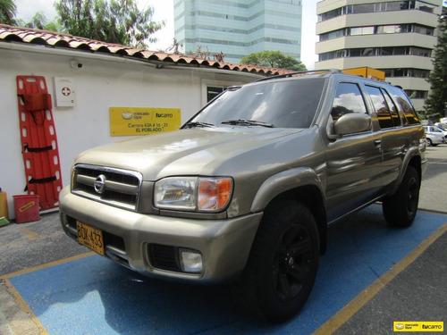 Nissan Pathfinder 3.5 R50 Superlux