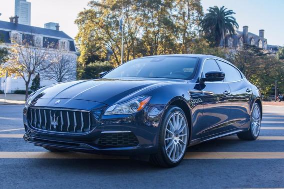 Maserati Quattroporte Gran Lusso 0 Km 430 Cv (no Panamera )