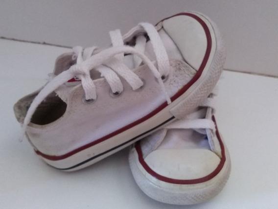 Zapatillas Converse Niños Numero 21 Buen Estado