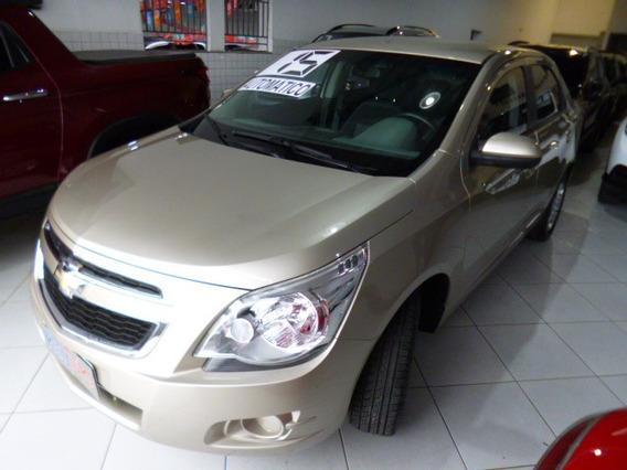 Chevrolet Cobalt 1.8 Lt Aut. 4p