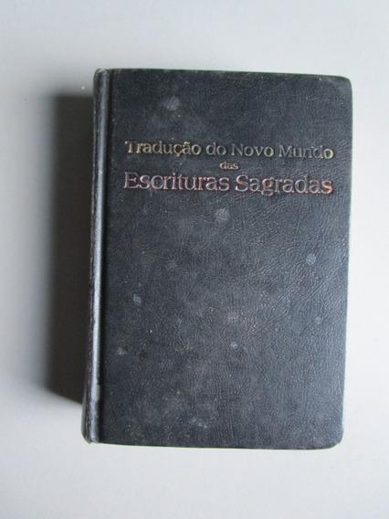 Tradução Do Novo Mundo Das Escrituras Sagradas - Capa Preta