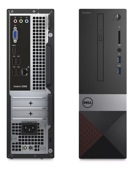 Desktop Dell Vostro Vst-3470 I5 8gb 1 Tera + Windows 10