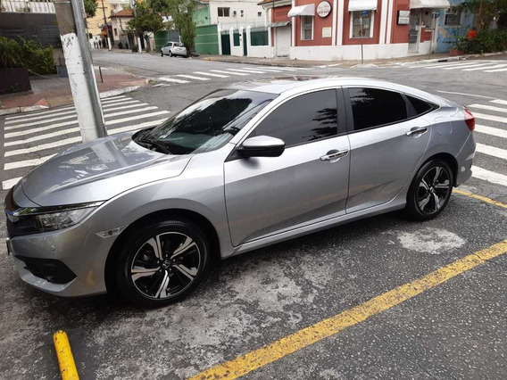 Honda Civic Touring 1.5 Turbo 2019 Teto Solar