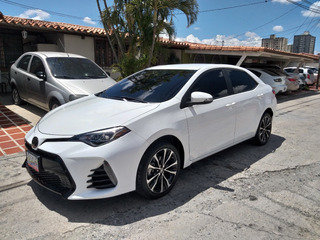Toyota Corolla Se 2019 Secuencial Unico Dueño A Estrenar