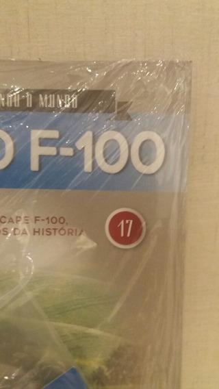 Fasciculo Pick Up Ford F100 Esc 1:8 Salvat Edição Número 17.