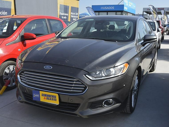 Ford Fusion New Fusion 2.0 Aut 2017