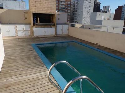Hermoso Semipiso 2 Ambientes Con Balcón Terraza De 25 Mt2