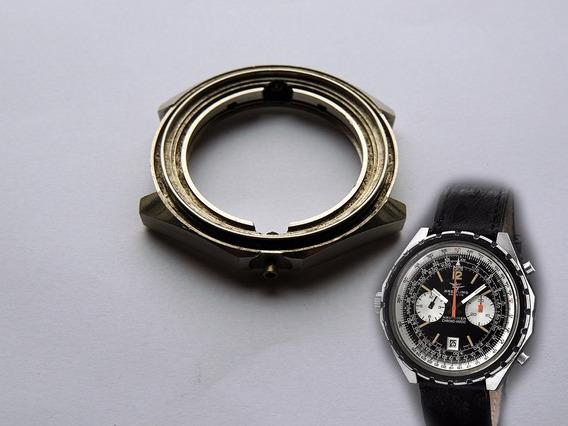 Breitling Navitimer - Caixa Em Aço Ref 1806 Só A Caixa