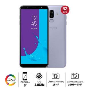 Samsung Galaxy J8 Lavender Original Revise Descripción