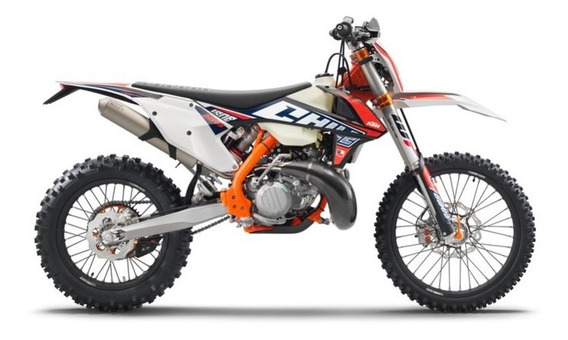Ktm Exc 300 Tpi Six Days Chile 2019 0km No Honda, No Yamaha