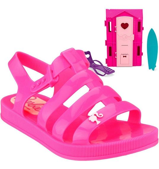 Sandália Infantil Barbie Dreamhouse - 21832 Super Oferta!!!