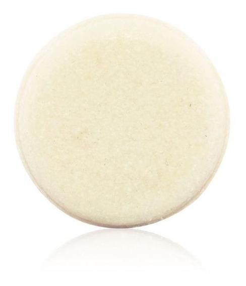 Shampoo Orgánico Para Cabello De Coco Sólido Para Hidratar Por Exposición Solar