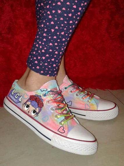 Zapatos Converse Para Niñas Lol