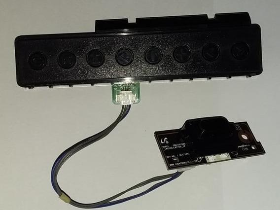 Teclado De Funções + Sensor Da Tv Lg 47lw5700