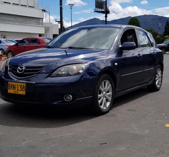 Mazda 3 Hatch Back Mecánico 2.0 16v 2005