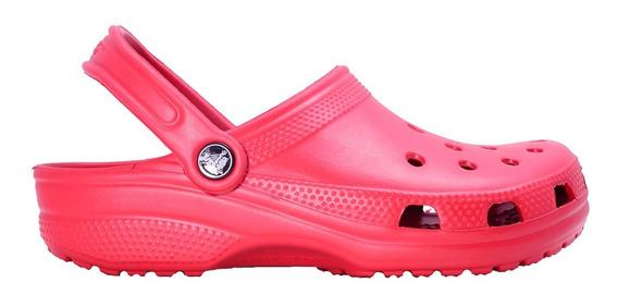 Zuecos Crocs Red-c-10001610- Open Sports
