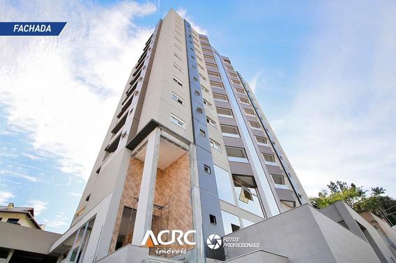 Acrc Imóveis - Apartamentos À Venda Bairro Água Verde, Com 03 Dormitórios Sendo 01 Suíte E 02 Vagas De Garagem - Ap01741 - 32891856