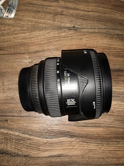 Canon 6d + 24-70 Sigma