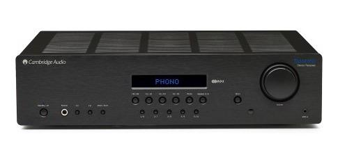 Receiver Stereo 100w Por Canal Em 8 Ohms Sr20v2 Cambridge