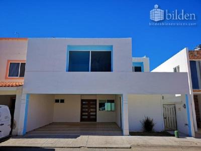 Casa Sola En Renta Fracc. Las Quintas Residencial