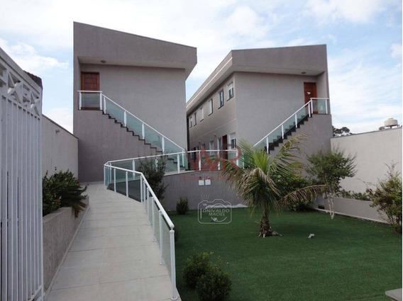 Apartamento Com 2 Dormitórios À Venda, 38 M² Por R$ 200.000 - Vila Carrão - São Paulo/sp - Ap0622