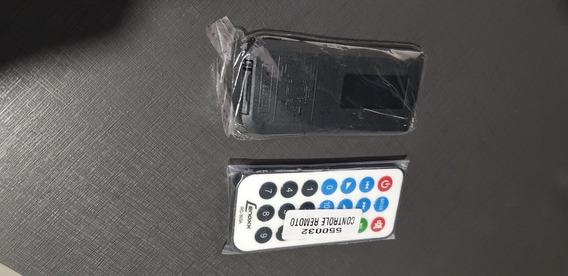 Controle Remoto Caixa Lenoxx Ca 301 305 325 Rc303 Original