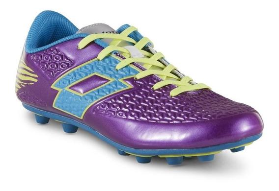 Zapatos De Futbol Lotto Tacos Jr Para Jovenes Niñas