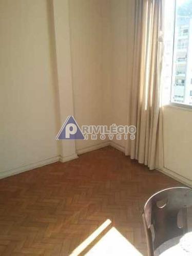 Imagem 1 de 7 de Apartamento À Venda, 1 Quarto, Copacabana - Rio De Janeiro/rj - 15625