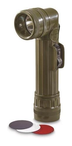Lanterna Militar Francesa Original Tl122d