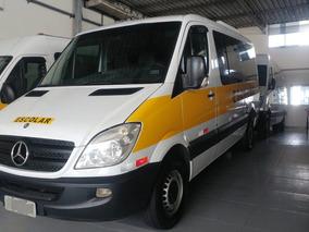 Sprinter Van 2.2 Cdi 415 T.b 16 Lugares Escolar 2013