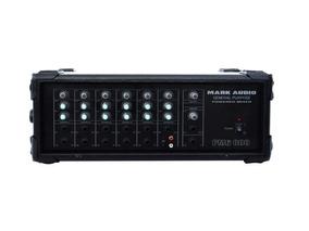 Cabecote Mark Audio Pm6 800 6ch 175w