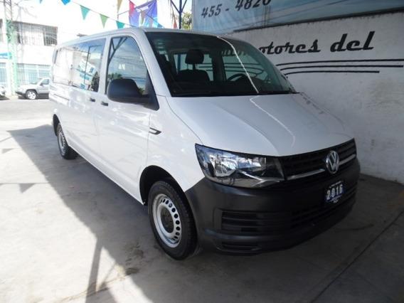 Volkswagen Transporter Tdi , Estandar, 52,000 Km , 9 Pas.