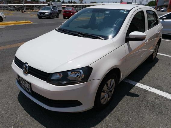 Volkswagen Gol 1.6 Gl Man Mt 2014