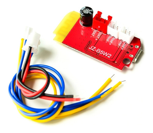 Amplificador De Potencia Bluetooth 5w + 5w