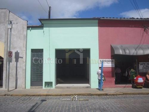 Imagem 1 de 7 de Salão Comercial Para Venda Em Atibaia - Sc0010-1