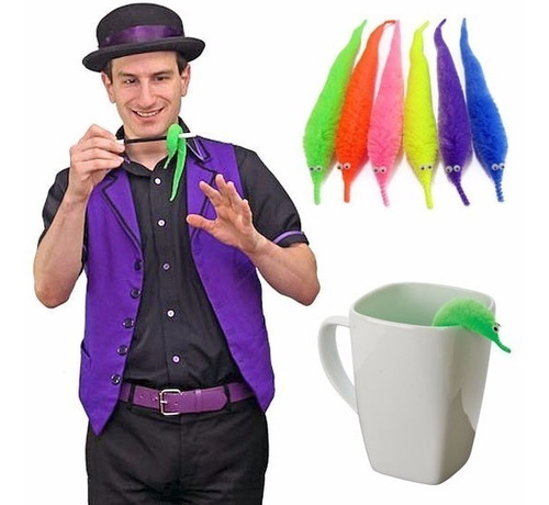 Truco De Magia Gusano Magico Twisty
