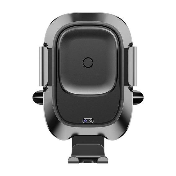 Suporte Carregador Sem Fio Veicular S7 S8 S9 iPhone X 11