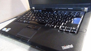 Laptop Lenovo Core 2 Duo 4 Gb Ram 160 Gb Disco Webcam