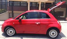 Fiat 500 (modelo 2009) Auto De Colección, Armado En Italia
