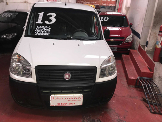 Fiat Doblo Cargo 1.8 16v Flex 4p 13/13